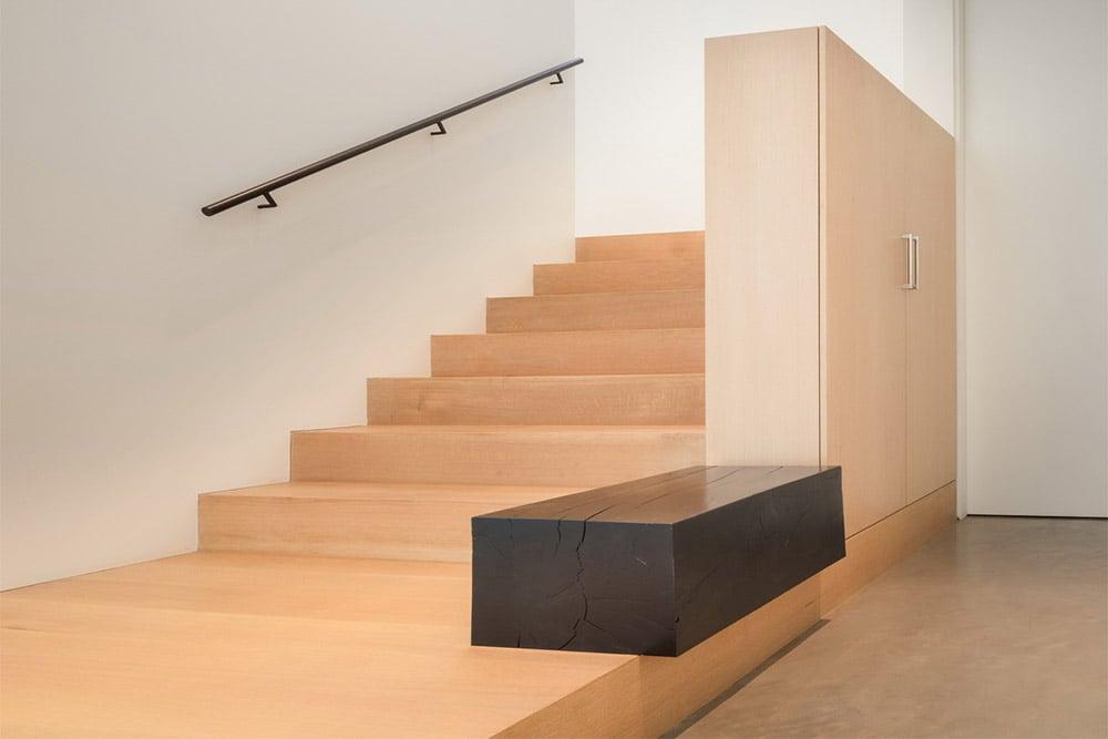 eyrc architects genkan in modern home