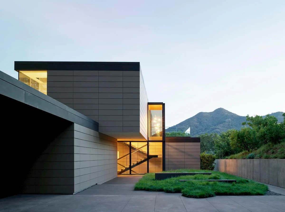 Spring Road House Terra Cotta Tiles EYRC Architects 2-1