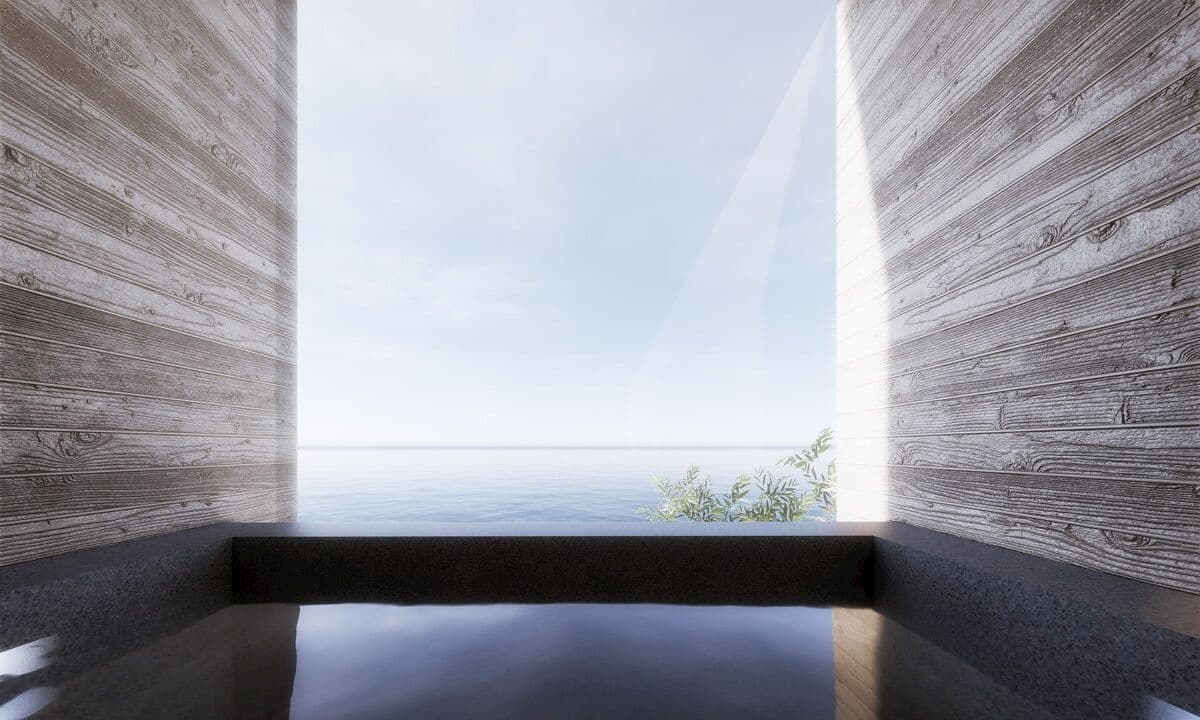 EYRC Architects Sajima Residence Window Framing View 2
