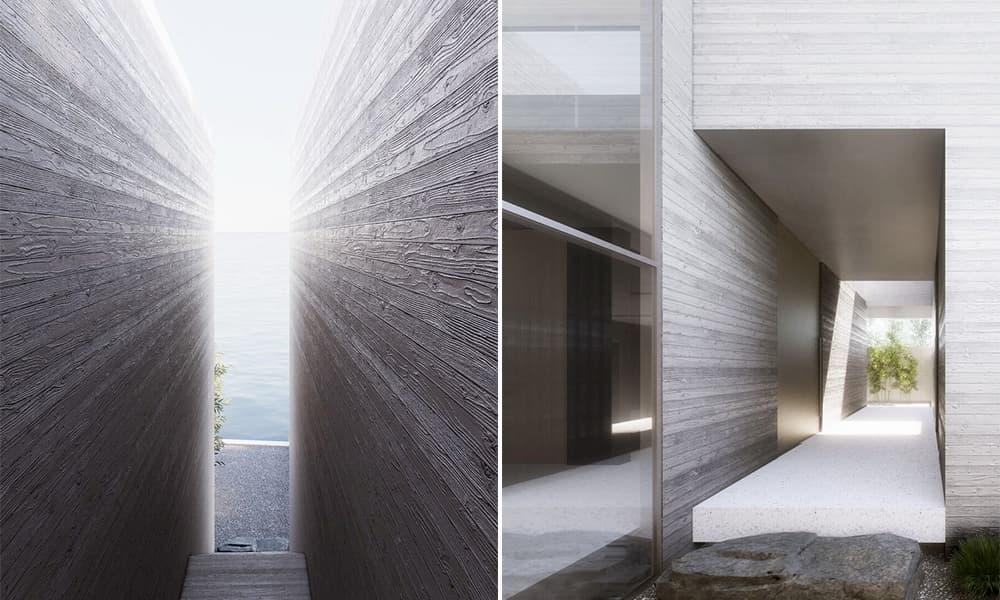 Orig-Sajima Residence Corridor Framing View 2 and 5