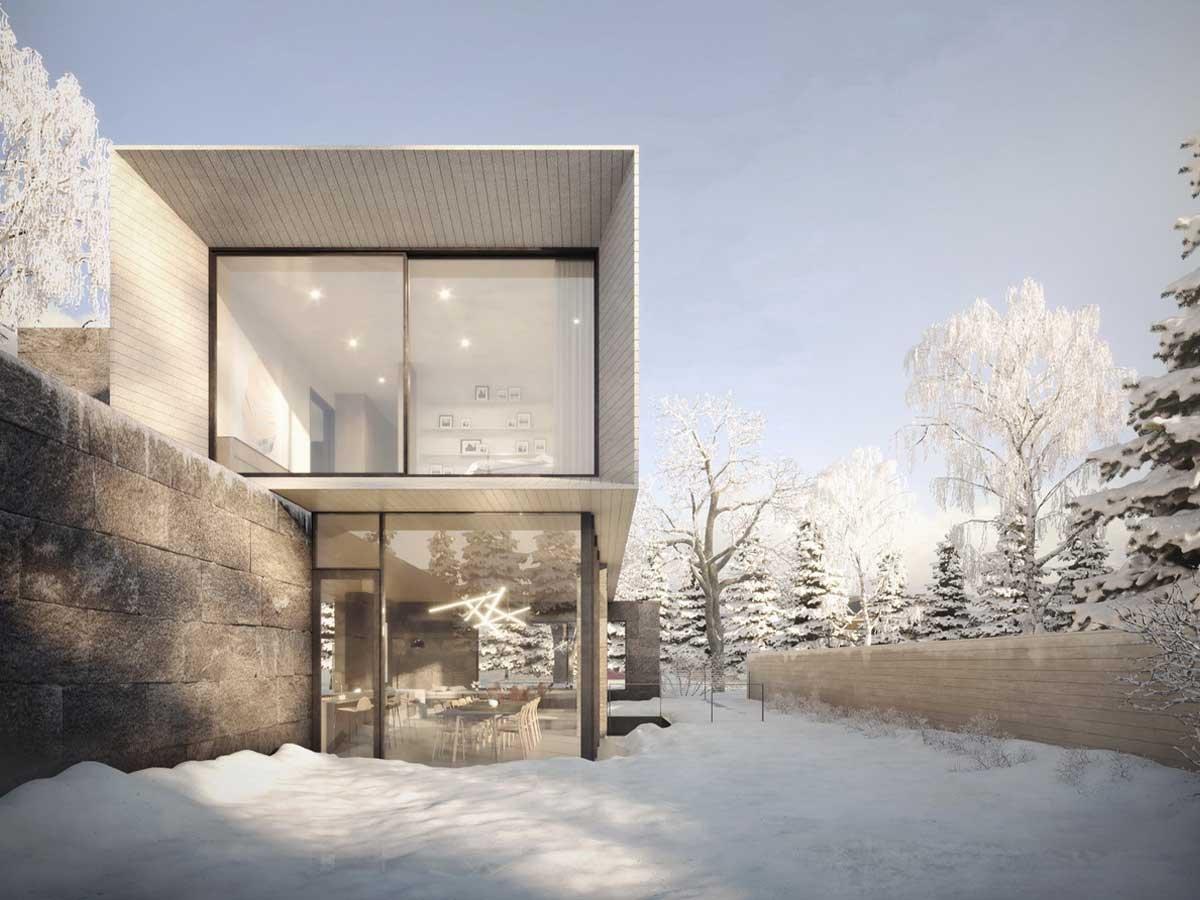 Modern-mountain-architecture