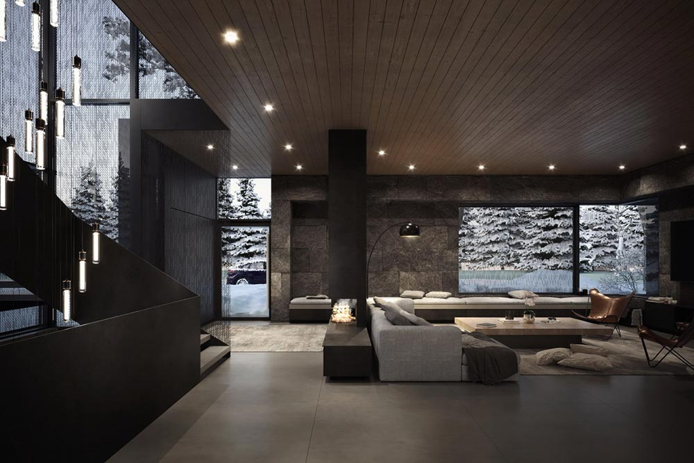 modern-mountain-architecture-material-selection