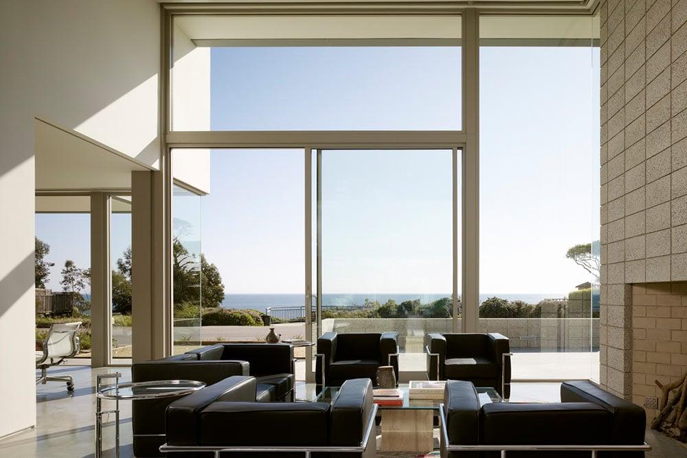 Modern-beach-house-interior-window-placement
