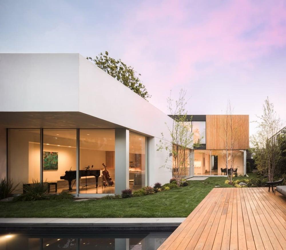 19th Street Backyard Landscape 2 EYRC Architects