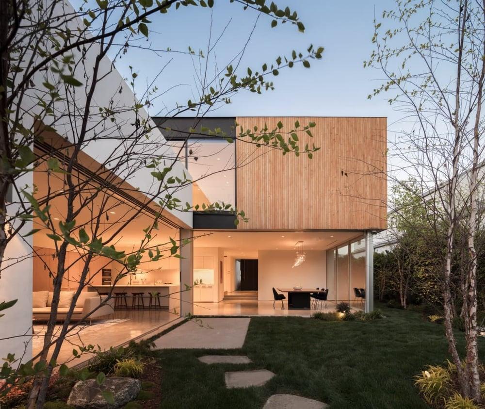 19th Street Backyard Landscape EYRC Architects