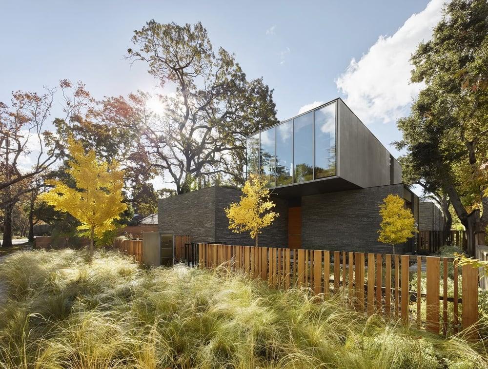 Waverly Residence Backyard EYRC Architects
