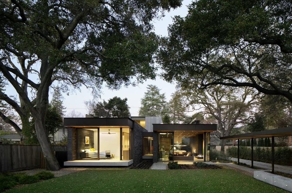 Waverly Residence Tree Canopy EYRC Architects