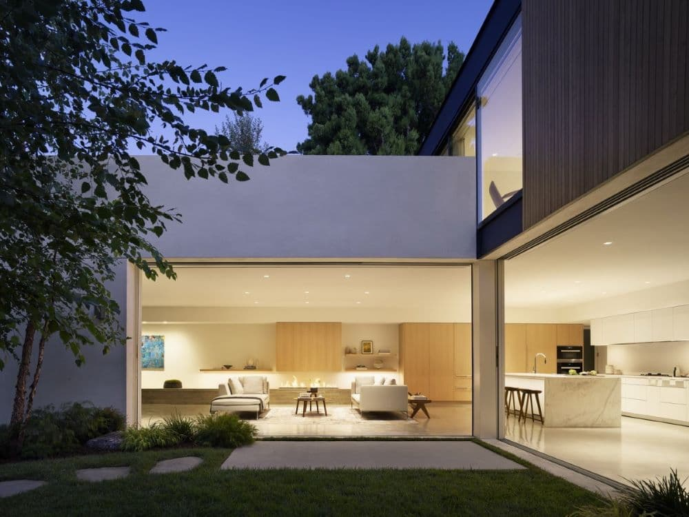EYRC Architects 19th Street Residence Indoor Outdoor Home