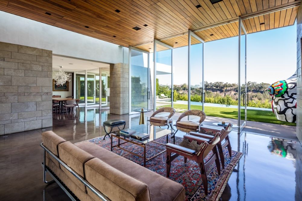 EYRC Architects Carrillo Residence Indoor Outdoor Home