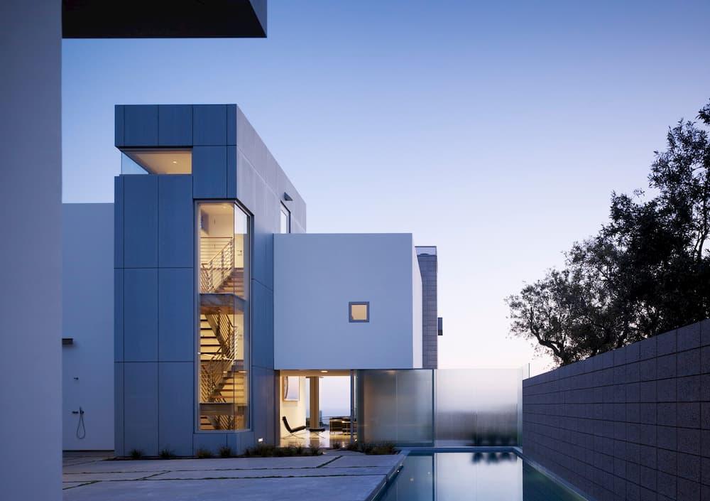 Zeidler Residence Metal Panel EYRC Architects