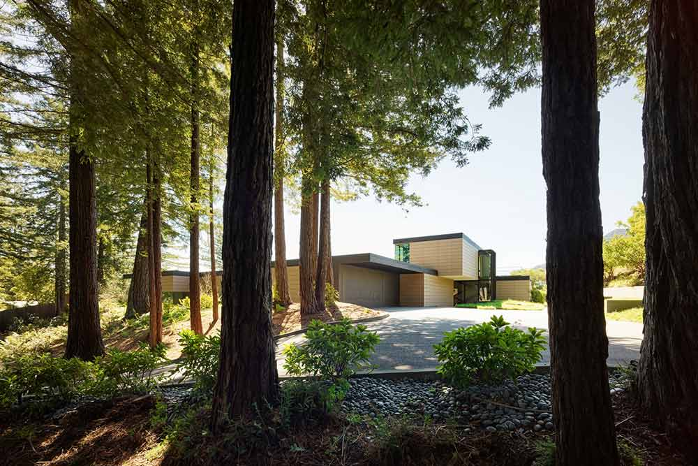 Spring Road House Terra Cotta Tiles EYRC Architects