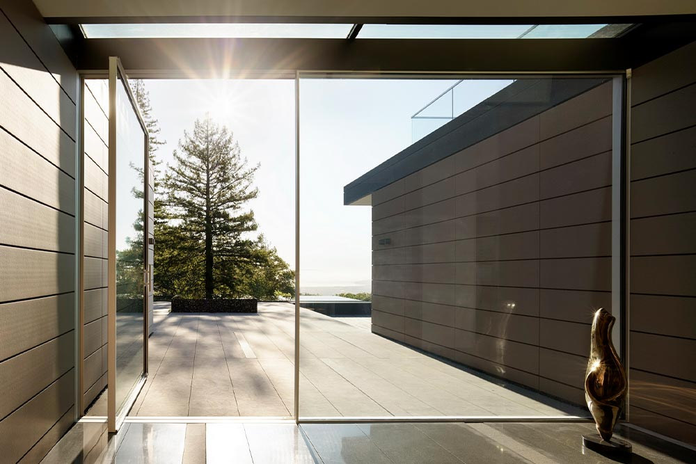 Spring Road House Terra Cotta Tiles EYRC Architects 3