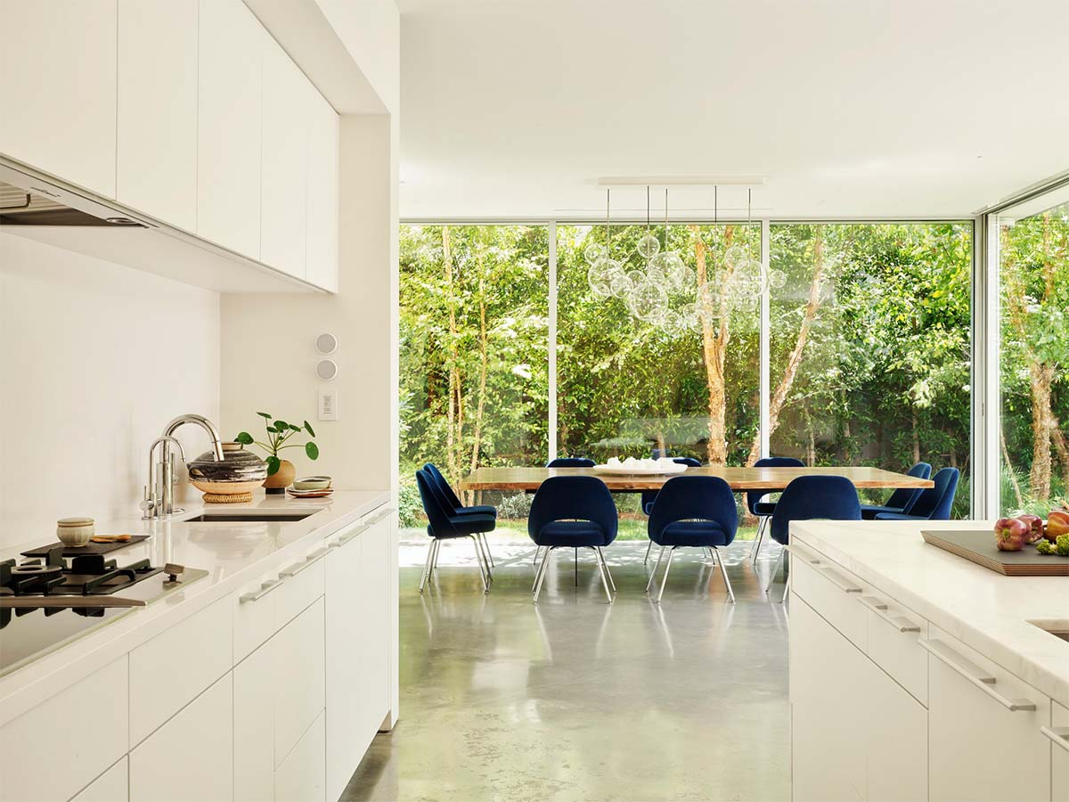 4 Modern California Kitchens To Inspire Your Home Design